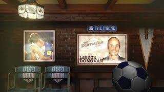 Former MLS Star Landon Donovan on The Dan Patrick Show | Full Interview | 10/11/17