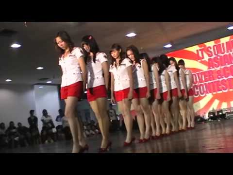 091121 Persephoniiz Genie cover SNSD Audition IT Square