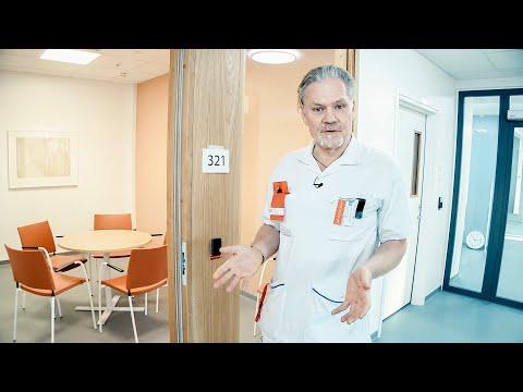 Akutenheten, Psykiatriska kliniken - möte med dig som söker vård hos oss