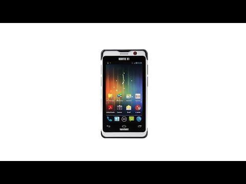 Handheld Nautiz X1: Product Introduction