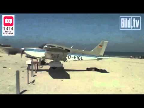 Close Call Of The Day: Plane Almost Lands On