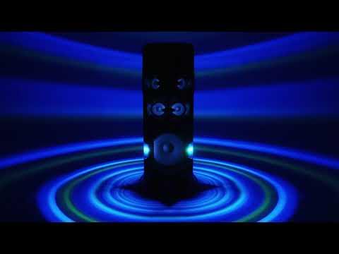 Аудиосистема Sony MHC-V71D c клубной подсветкой 360°
