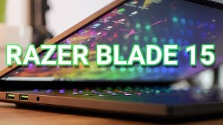 vidéo test Razer Blade 15 par GamerTech