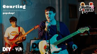 Courting perform Popshop! | DIY & The state51 Conspiracy present Hello 2021