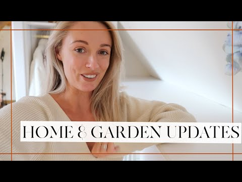 HOME & GARDEN UPDATES! // Fashion Mumblr Vlogs