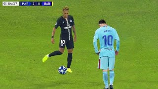Neymar Jr Epic Moments that Destroyed Famous players
