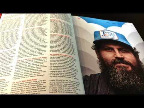 Aaron Draplin: His Life, His Work, His Book