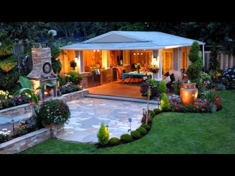 Dise o de jardines modernos hd 3d best garden design Diseno de jardines y exteriores 3d