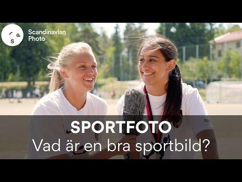 Vad är en bra sportbild?