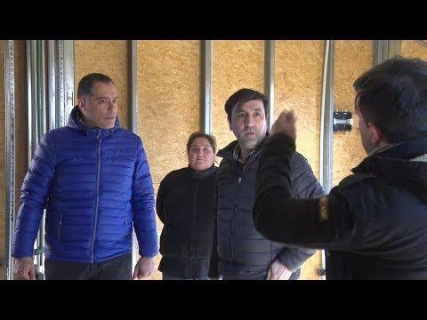 """Quiroga: """"La solución habitacional es un pilar fundamental para las familias"""""""