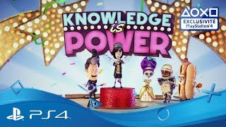 Knowledge is power :  bande-annonce