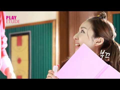 산다라와 샤이니의 키스노트 메이킹필름 공개! Ready? Action!