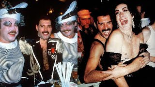 When Freddie Mercury Threw a Party