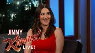D'Arcy Carden on Kissing Kristen Bell & The Good Place