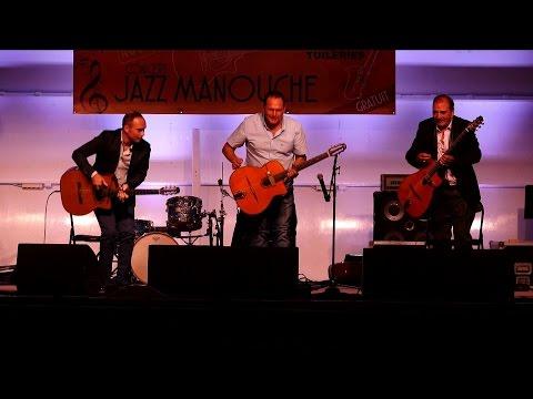 Festival jazz manouche des Tuileries 2015