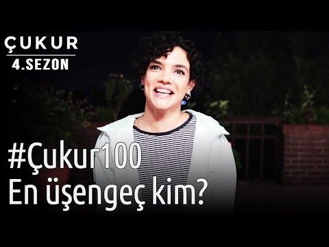 #Çukur100 | Çukur'un En Üşengeci Kim?