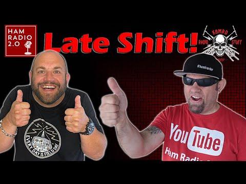 LATE SHIFT Live Stream
