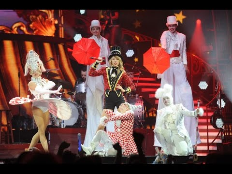 Taylor Swift - We Are Never Ever Getting Back Together (DVD The RED Tour Live)