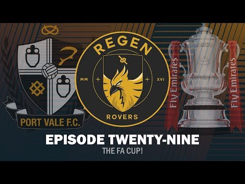 Regen Rovers | Episode 29 - The FA Cup! | Football Manager 2019