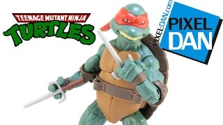 Raphael Teenage Mutant Ninja Turtles Secret of the Ooze Figure Video Review