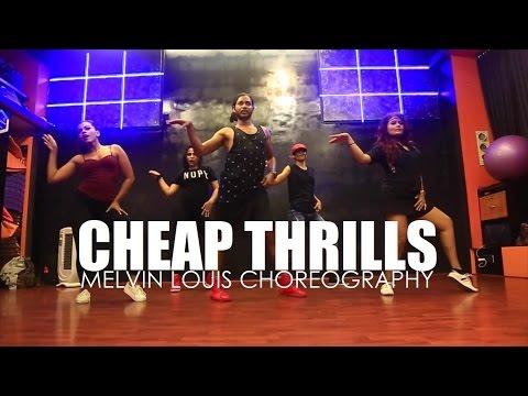 Cheap Thrills || SIA || Melvin Louis Choreography