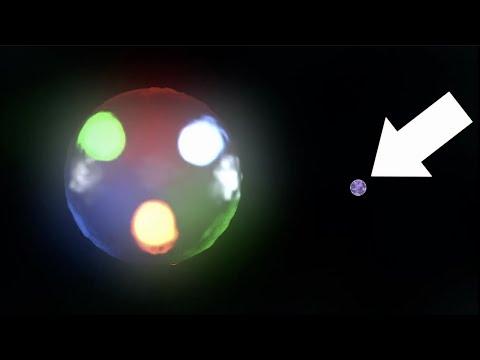 ¿Existe Algo Más Pequeño Que un Quark?
