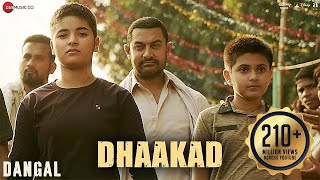 Dhaakad – Dangal – Raftaar Video HD