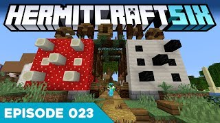 Hermitcraft VI 023 | GAMBLING IT ALL AWAY 🎲 | A Minecraft Let's Play