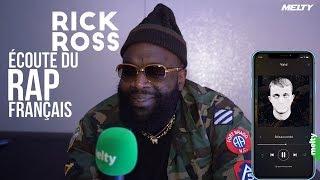 Rick Ross écoute du rap français (Damso, OrelSan, JUL et Vald)