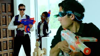 TOP SECRET NERF MISSION - ZACH KING MAGIC