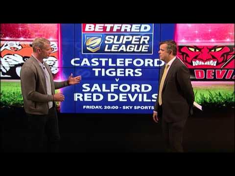 Castleford Tigers vs Salford Red Devils