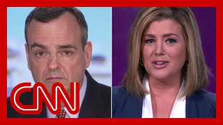 Keilar fires back at Trump campaign official: It's 2020, sir!