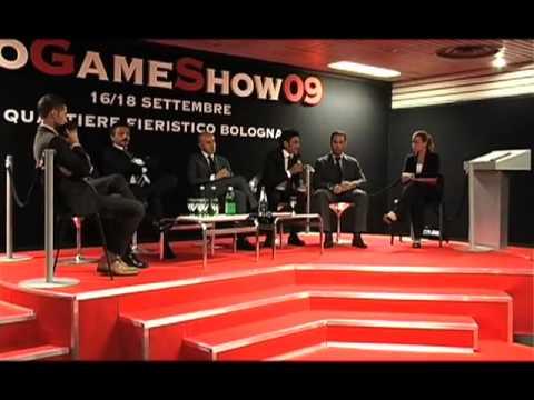 Massimiliano Pucci - Convegno ProGameShow2009