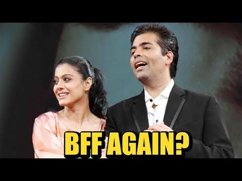 Karan Johar And Kajol Are Friends Again And We Have Proof!