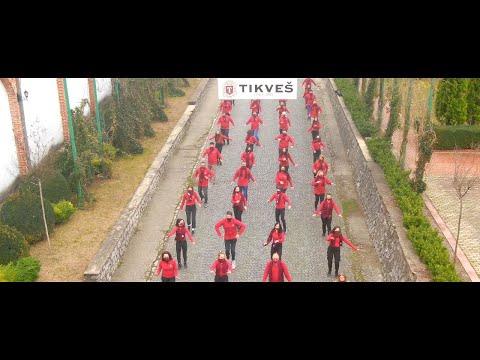 Браво за позитивата! Вработените од винаријата Тиквеш танцуваат на предизвикот #JerusalemaChallenge