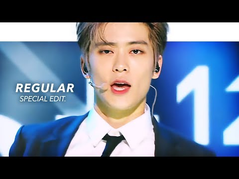 NCT 127 'Regular' Stage Mix(교차편집) Special Edit.