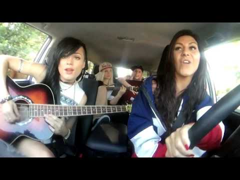 Riot Child - Backseat Serenade (All Time Low Cover)