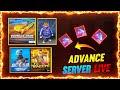 Free Fire ADVANCE SERVER LIVE telugu | HELLO TELUGU GAMER'S