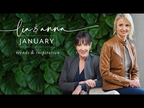 January Inspiration: Create to Your Hearts Content