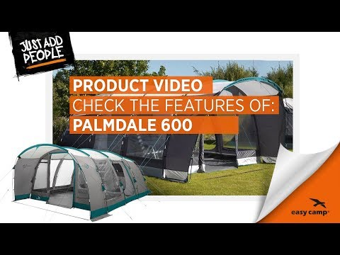 Palmdale 600 Tent (2018) - Just Add People