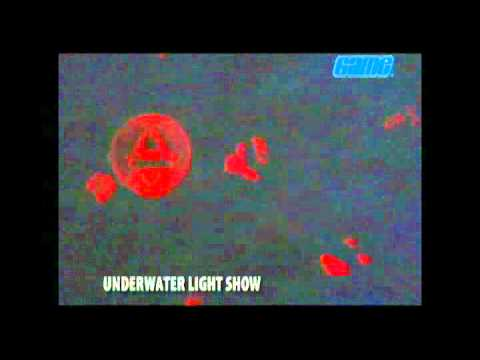 Underwater Light Show from Game Group - AmeriMerc.com