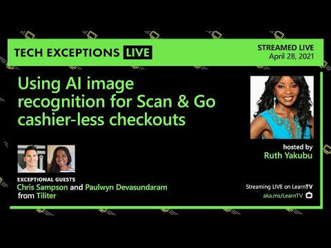 Using AI image recognition for Scan & Go cashier-less checkouts | Tech Exceptions