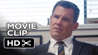 Inherent Vice Movie CLIP - What´s the Beef Here Exactly? (2014) - Josh Brolin Movie HD