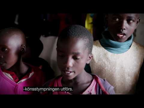 Stoppa könsstympningen! Stötta en flicka i Kenya.