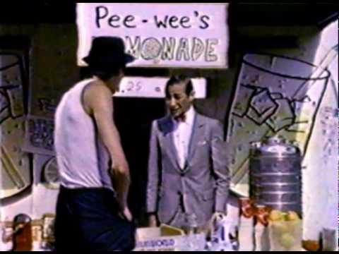 standee pee wee