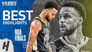 Stephen Curry Full Series Highlights Warriors vs Raptors   2019 NBA Finals