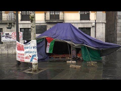 Maiatza Borrokaneko ekimenak martxan