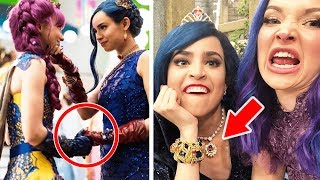 Why Evie Didn't Have Powers in Descendants 3