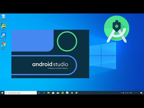 How to Install Android Studio on Windows 10 (2020)