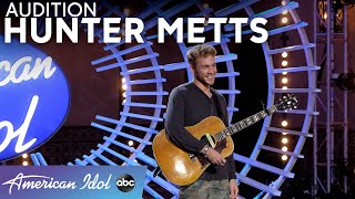 Hunter Metts: Former Software Engineer, Future STAR! Will He Be In The Top 10 - American Idol 2021